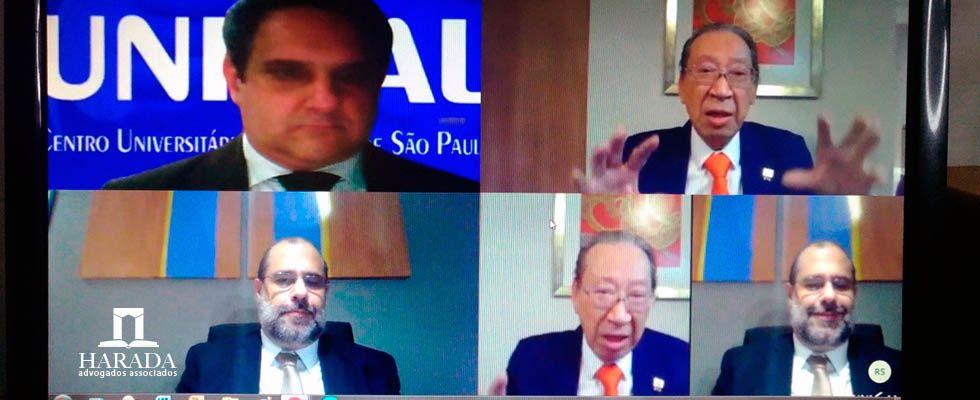 Palestra sobre Reforma Tributária